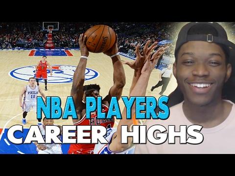 NBA PLAYERS CAREER HIGH QUIZ