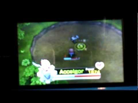 Pokemon Rumble Blast: Legendary Hunt Episode 2: Virizion