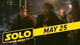 "Solo: A Star Wars Story   ""Team"" TV Spot (:30)"