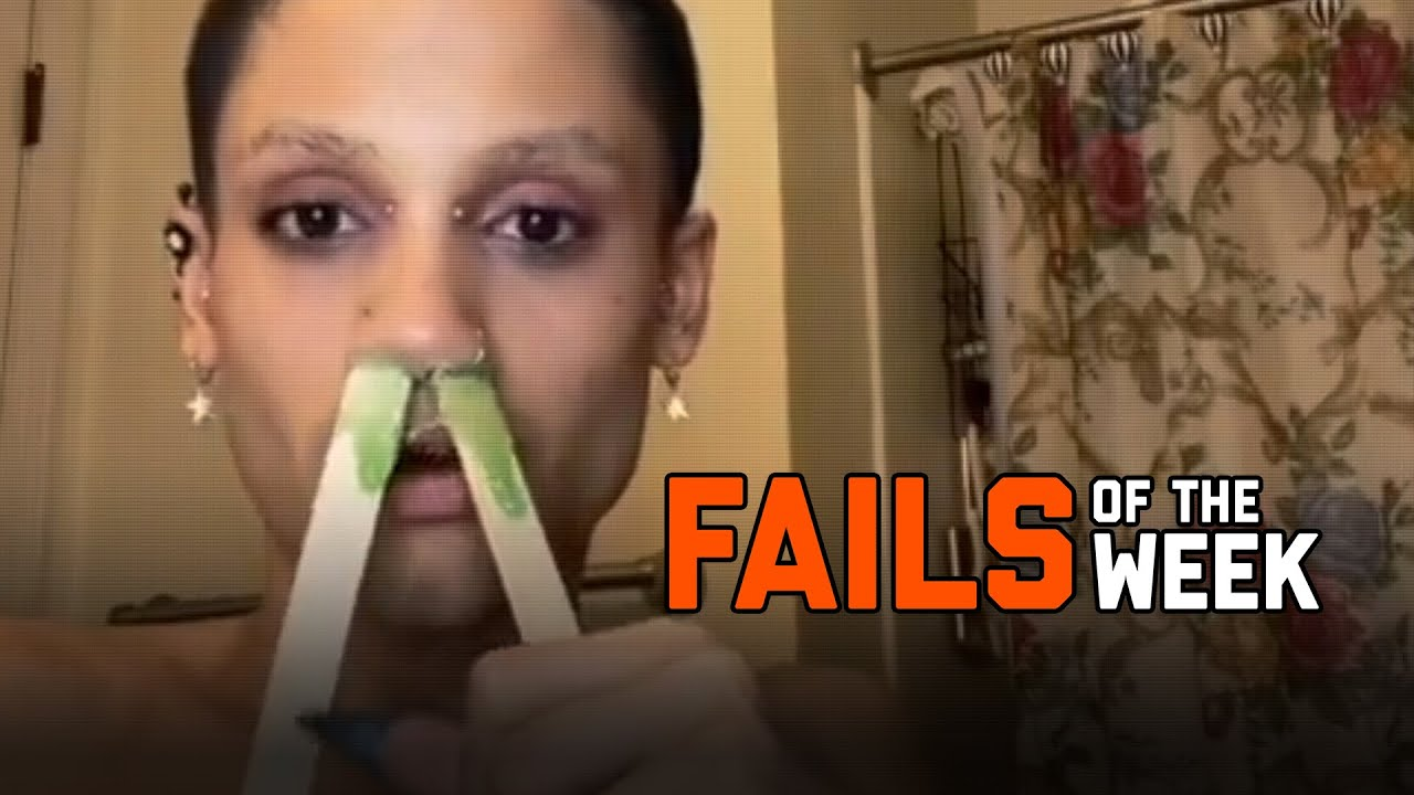 Sticky Situations: Fails of the Week (February 2021) | FailArmy