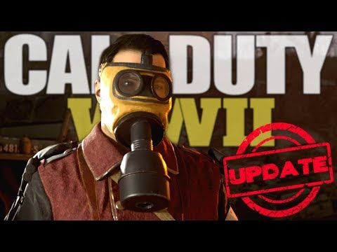 HUGE Update for COD WWII (Sprintout Times, Buffs, & Quickscope Nerf)