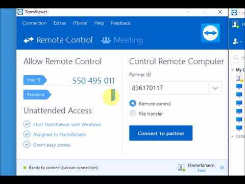 TeamViewer Does Not Show a Password - The correct solution for your problem!