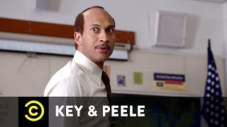 Key & Peele - Substitute Teacher Pt. 2