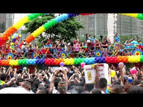 sense8 - what's up _ 20ª parada gay de são paulo 2016