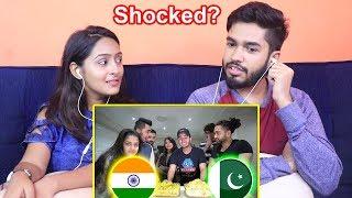 INDIANS react to Pakistani Biryani VS Indian Biryani | Shahveer Jafry