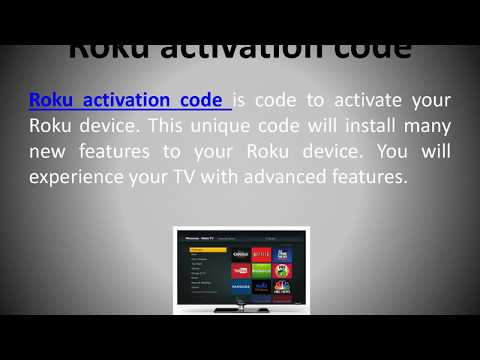 Steps to Activate Roku Activation Code for Netflix!!!