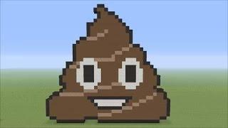 Pixel Art Emoji Poop Videos 9tube Tv