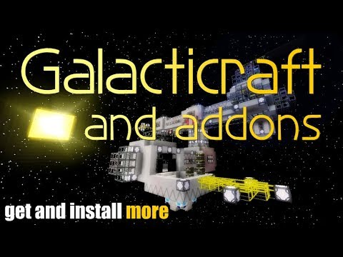 How to get Galacticraft With Addons - download and install Galacticraft Mod and its Addons