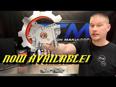 The Ultimate 5.4L 3v Triton Engine UPGRADE: New Melling M340HV M360HV High Volume Oil Pumps!