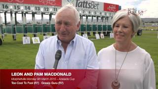 The Races TV | 6 March 2015 | TattsBet Adelaide Cup and Leon Macdonald
