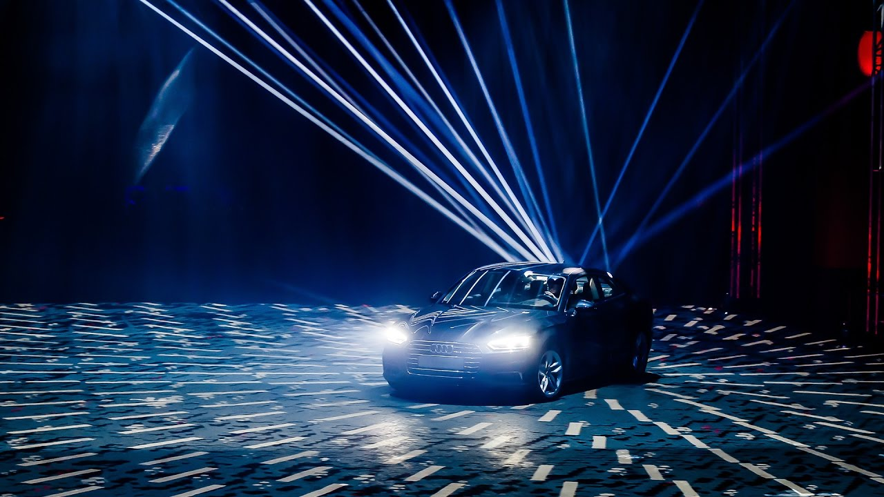 Audi A5 Launch: AI vs YOU