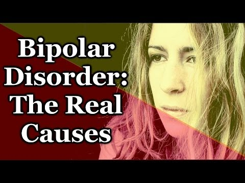 The Real Cause of Bipolar Disorder - The Truth Talks Corrina Rachel & Sean Blackwell