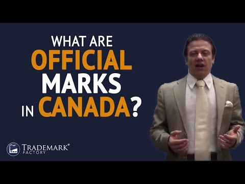 What Are Official Marks in Canada? | Trademark Factory® FAQ