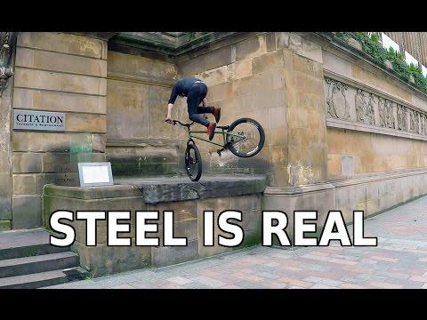 Ali Clarkson Vlog 26 - Steel Is Real