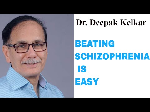 BEATING SCHIZOPHRENIA IS EASY Motivational Video - by Dr. Deepak Kelkar