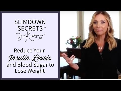 Slimdown Secrets™ - Reduce Your Insulin Levels and Blood Sugar to Lose Weight
