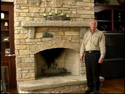 How to measure an arch masonry opening for a Design Specialties Legend fireplace door