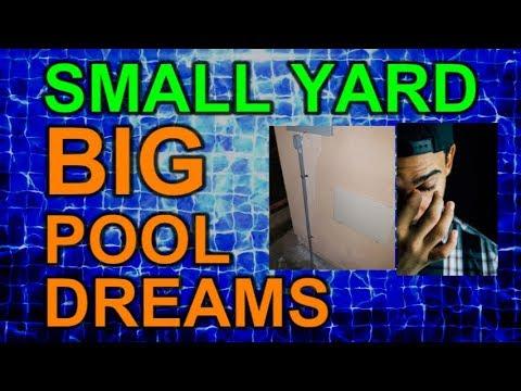 Mama Said There'd Be Days Ep 12 Small Yard Big Pool Dreams ASK ASK ASK