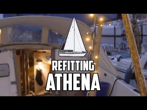 Sail Life - Christmas lights & emptying out the diesel tank
