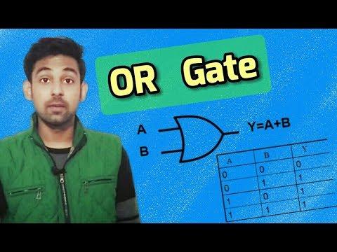 OR  Gate In Hindi By Nirbhay Kaushik ( Digital Electronics )
