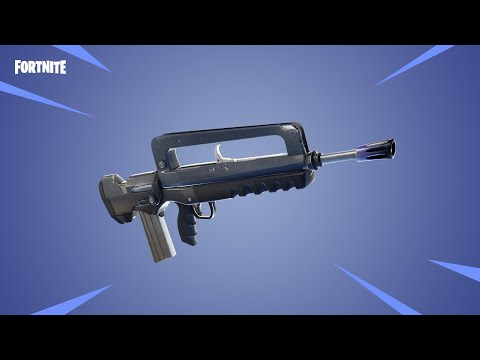 THE NEW BURST IS OP!! (Fortnite Win With New AR)