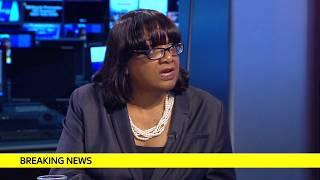 Diane Abbott interview on Sky News Tonight