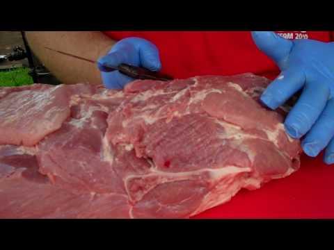 How to Trim a Pork Shoulder - part2