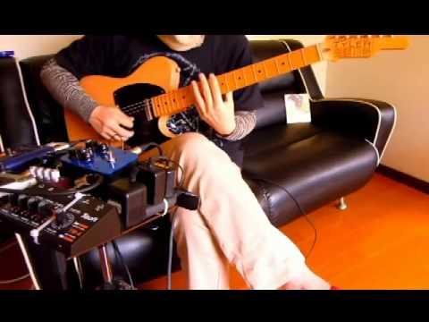 euphoria on guitar ver2  【ARIA The NATURAL】