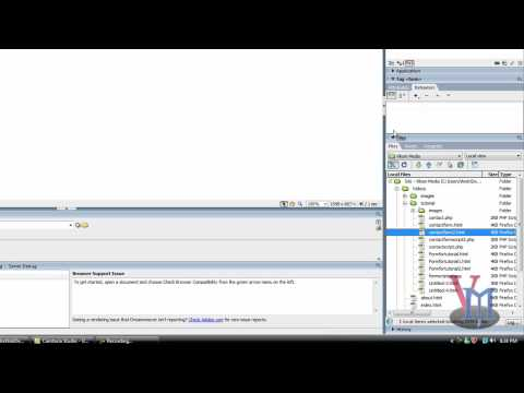 PHP Form Processing Script Tutorial(Part 3.4 of 3.4) in the VM Form Creation Series