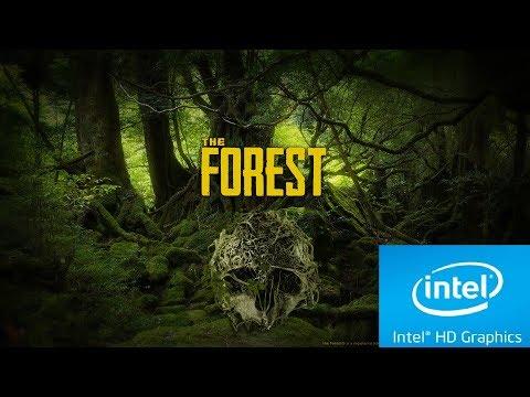 The Forest on Intel HD/Intel Celeron N3060