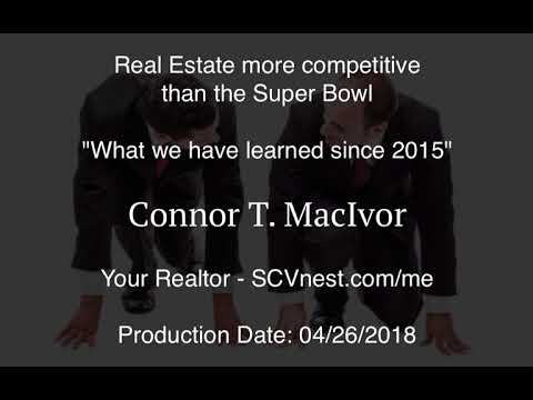 Is Real Estate more competitive than the super bowl