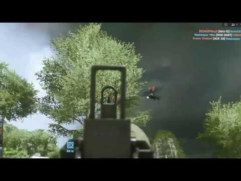 RPG Transport Helicopter