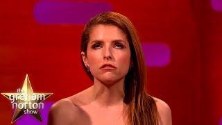 Anna Kendrick's Hilarious British Impression   The Graham Norton Show