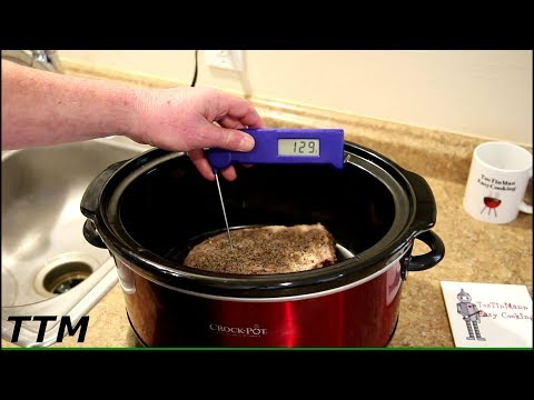 How to Cook a STEAK in the Crock Pot