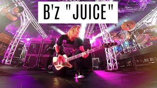 Download B'z Juice- Bass cam- Barry Sparks Video