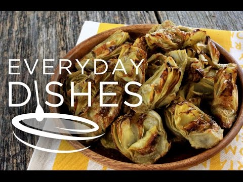 How to Roast an Artichoke