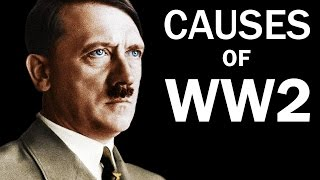Causes of World War 2 | History of Germany & German Militarism | Propaganda Documentary | 1945