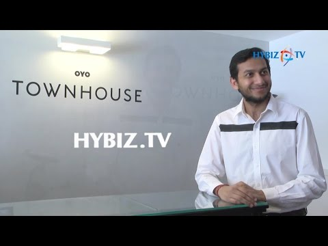 Oyo Launches first Townhouse in Hyderabad | hybiz