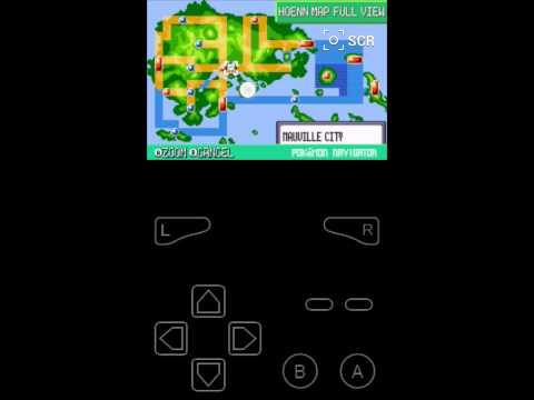 HM06 Rock Smash Pokemon Emerald/Ruby/Sapphire