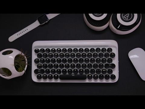 LOFREE Bluetooth Mechanical Keyboard