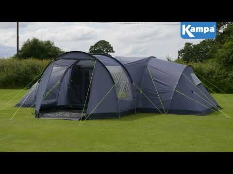 Kampa  Watergate 8 Poled  Overview