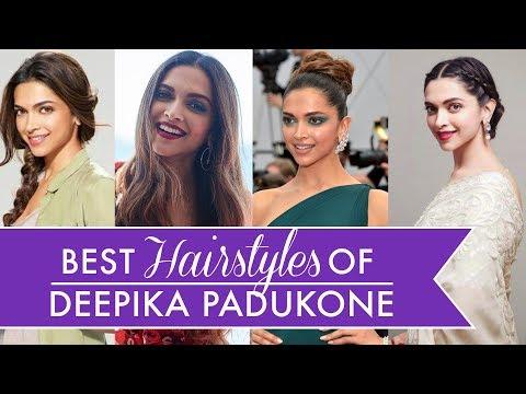 Best Hairstyles of Deepika Padukone | Bollywood | Fashion | Pinkvilla