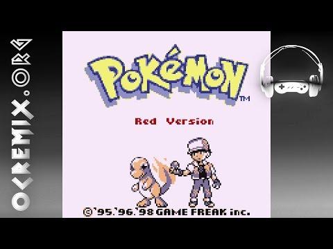 Pokémon Red Version ReMix by Sentient Pulse: