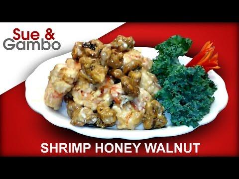 Shrimp Honey Walnut Recipe
