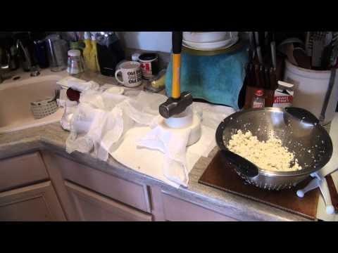 How to make MontereyJack cheese