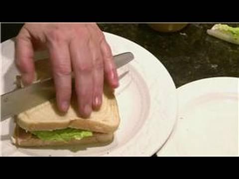 Sandwich Recipes : Ham Sandwich Recipe