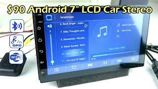 GearBest com] EZONETRONICS's ML - CK1018 Android 6 0 Double DIN Car