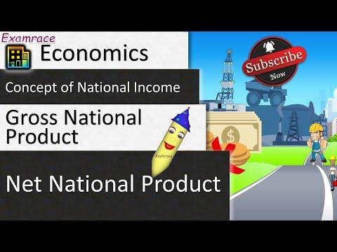 GNP and NNP: Fundamentals of Economics