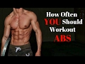 How Often Should You Workout Your Abs?