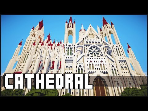 Minecraft - Epic Cathedral